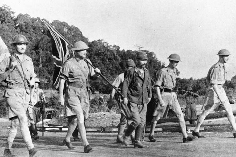 singapore capitulation