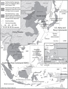 prior to the Soviet attack and allocated surrender zones according to General Order No. 1 (NIAS Press 2016)