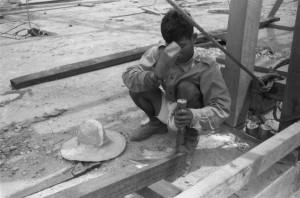 Construction of Kondor barracks, Malaya, [Netherlands National Archives](http://en.nationaalarchief.nl/)
