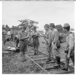 Japanese Surrender in Burma