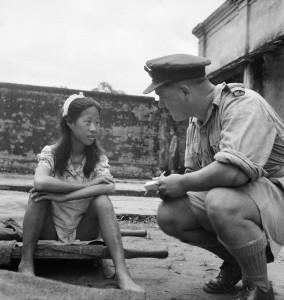 Chinese 'comfort girl' in Rangoon [Imperial War Museum]( http://www.iwm.org.uk/) SE 4523
