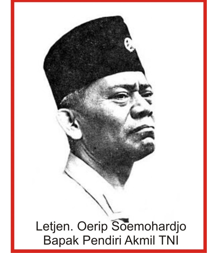 (1893–1948) was an Indonesian general and the first chief of staff of the Indonesian National Armed Forces.