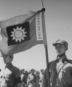 Chinese army preparing to travel to Indochina