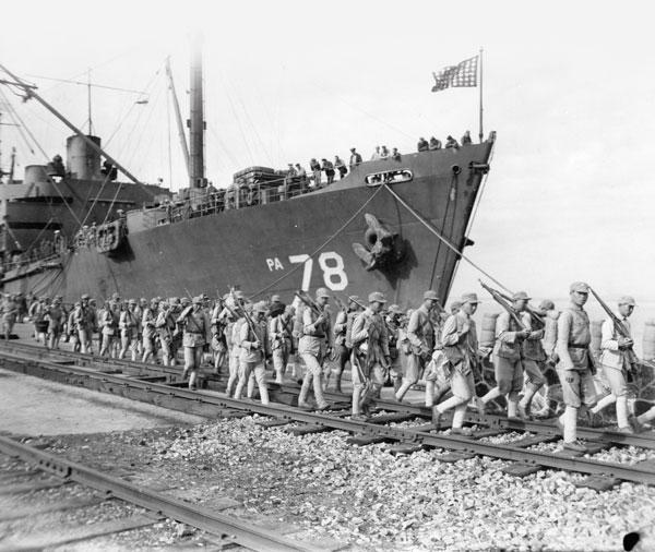 Soviet sea denial in Port Arthur and Dairen | End of Empire