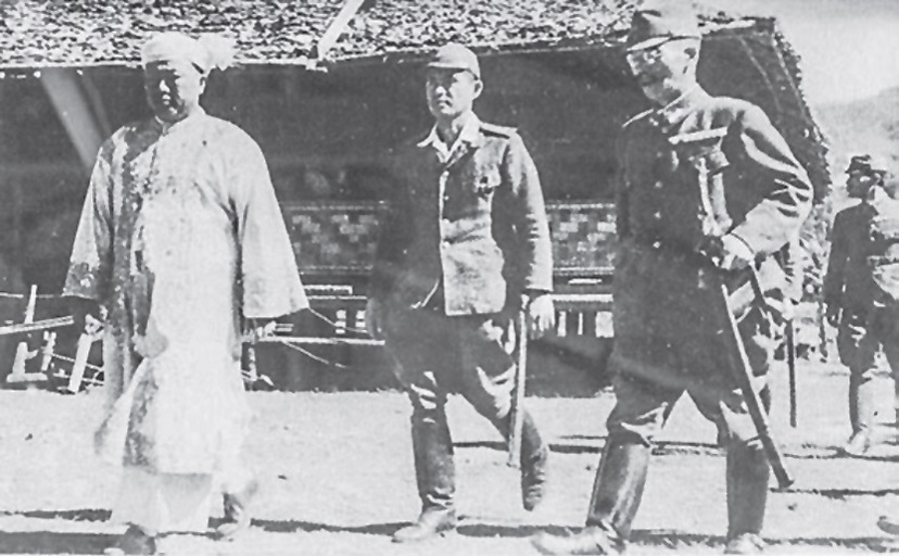they felt loyal to the British, the wartime reality for the Shan princes was dealing with their Thai and Japanese masters